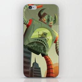 RoboMonsters iPhone Skin