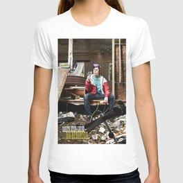 Vegas Fame Index  - Leisureland T-shirt