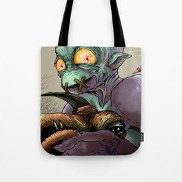 Oddworld: Abe and Elum Tote Bag