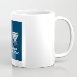 Under A Lot Of Pressure Science Pun - Funny Geology Humor Gift Coffee Mug