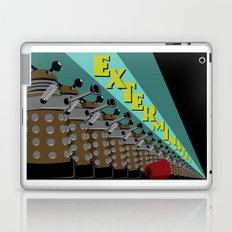 Exterminate! Laptop & iPad Skin