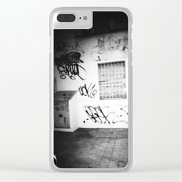 Milan Clear iPhone Case