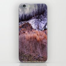 Up on the Mountain iPhone & iPod Skin