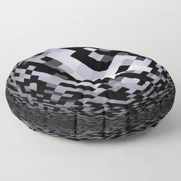 black-and-white -05- Floor Pillow