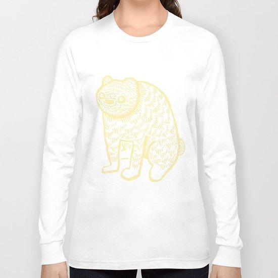 Sort of Bear Long Sleeve T-shirt