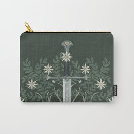 Flame of the West Carry-All Pouch