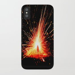 Theory of Combustion iPhone Case