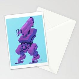 Raspberry Bot Stationery Cards