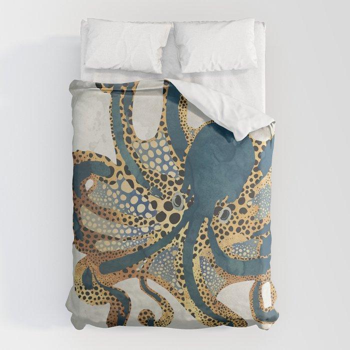 Underwater Dream VI Bettbezug