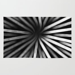 Intersecting Rug
