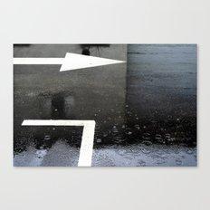 This Way Canvas Print