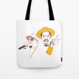 Andre 3000 and Big Boi Tote Bag