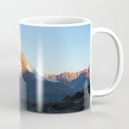 Matterhorn Sunrise Coffee Mug