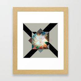 Industrial Sabotage Framed Art Print