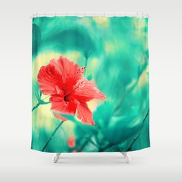 Tropical Exuberance II Shower Curtain
