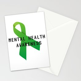 Mental Health Awareness Stationery Cards