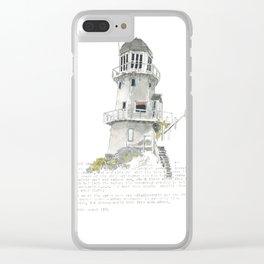 326 The Esplinade Clear iPhone Case