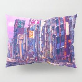 Osaka Citypop Pillow Sham