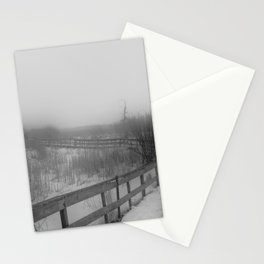 Vague Memory Stationery Cards