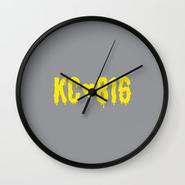 KC 816 Wall Clock