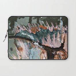 Corrosion Colors I Laptop Sleeve