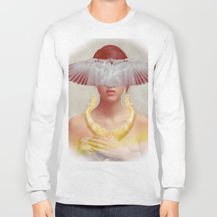 The healer of souls Long Sleeve T-shirt