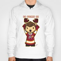 picard Hoodies featuring Mini Picard by Kana Aiysoublood