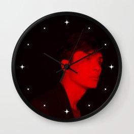 Cillian Murphy - Celebrity  (Photographic Art) Wall Clock
