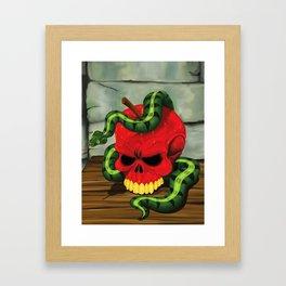 The Sinner Framed Art Print
