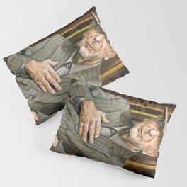 Leonard Cohen Pillow Sham