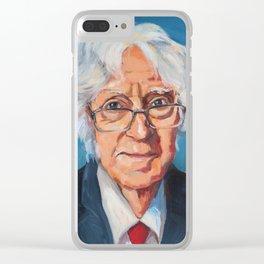 Derek Parfit Clear iPhone Case