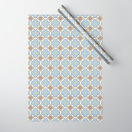 Moroccan Floris Wrapping Paper