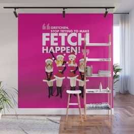 Mean Girls Wall Mural