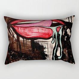 Drool Rectangular Pillow