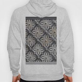 Metallic And Decorative - Grey Monochrome #decor #society6 #buyart Hoody