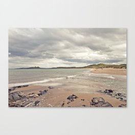 Embleton Bay Canvas Print