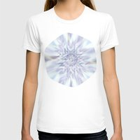 celestial T-shirts featuring Celestial Layers by Charma Rose