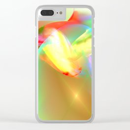 Light of Life Clear iPhone Case