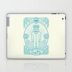Crystal Blue Jam  Laptop & iPad Skin