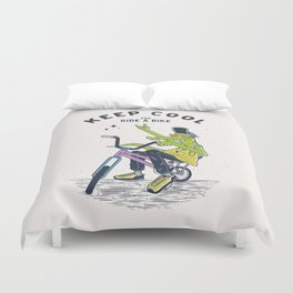 Keep Cool Duvet Cover
