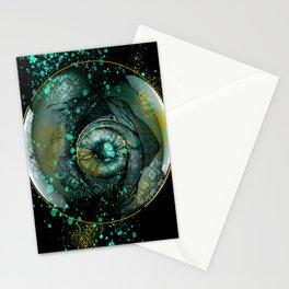 Eye Sphere Stationery Cards