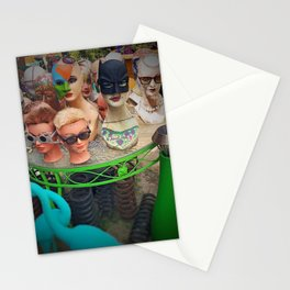 Private Eyes Stationery Cards
