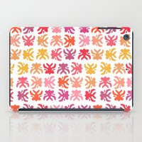 swimming iPad Cases featuring Swimming by Robin Gayl