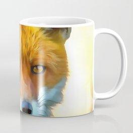 Foxy by Nature Coffee Mug