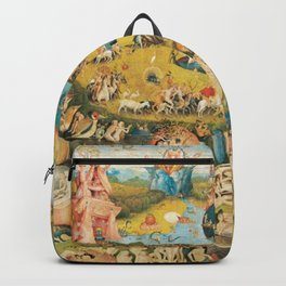 Bosch Garden Of Earthly Delights Backpack
