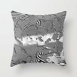 Remote Room Throw Pillow