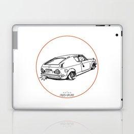 Crazy Car Art 0031 Laptop & iPad Skin