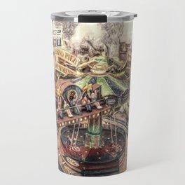Casino Pier Travel Mug