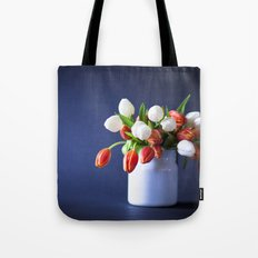 She Bought her own Flowers Tote Bag