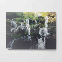 Catawaba Falls Metal Print